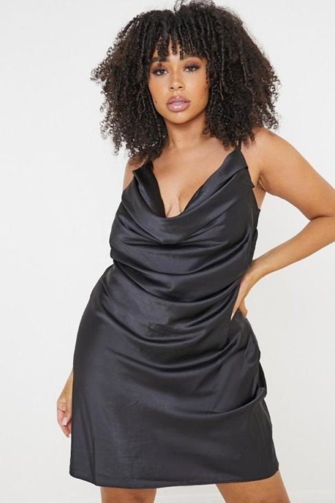 plus size going out dresses